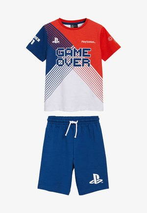 Pyjama set - red