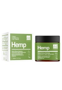 Dr Botanicals - HEMP STRESS RELAXING ANTIOXIDANT NIGHT MOISTURISER 50ML - Soin de nuit - - - 1