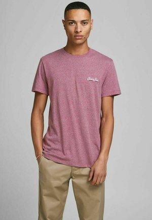 Basic T-shirt - hawthorn rose