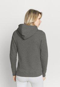 The North Face - DREW PEAK HOODIE - Sweatshirt - medium grey heather - 2