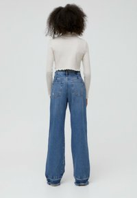 PULL&BEAR - Jeansy Relaxed Fit - blue - 2