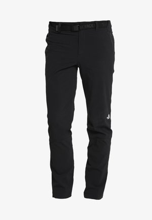 MENS SPEEDLIGHT II PANT - Pantalons outdoor - black