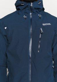 Regatta - BIRCHDALE - Hardshell jacket - dark denim - 5