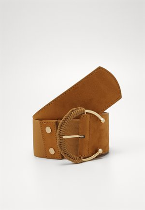 SHIGH - Waist belt - camel