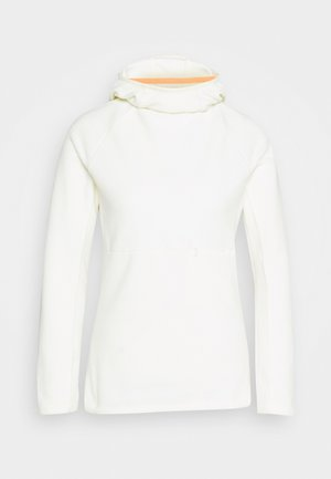 SOLO - Bluza z kapturem - powder white