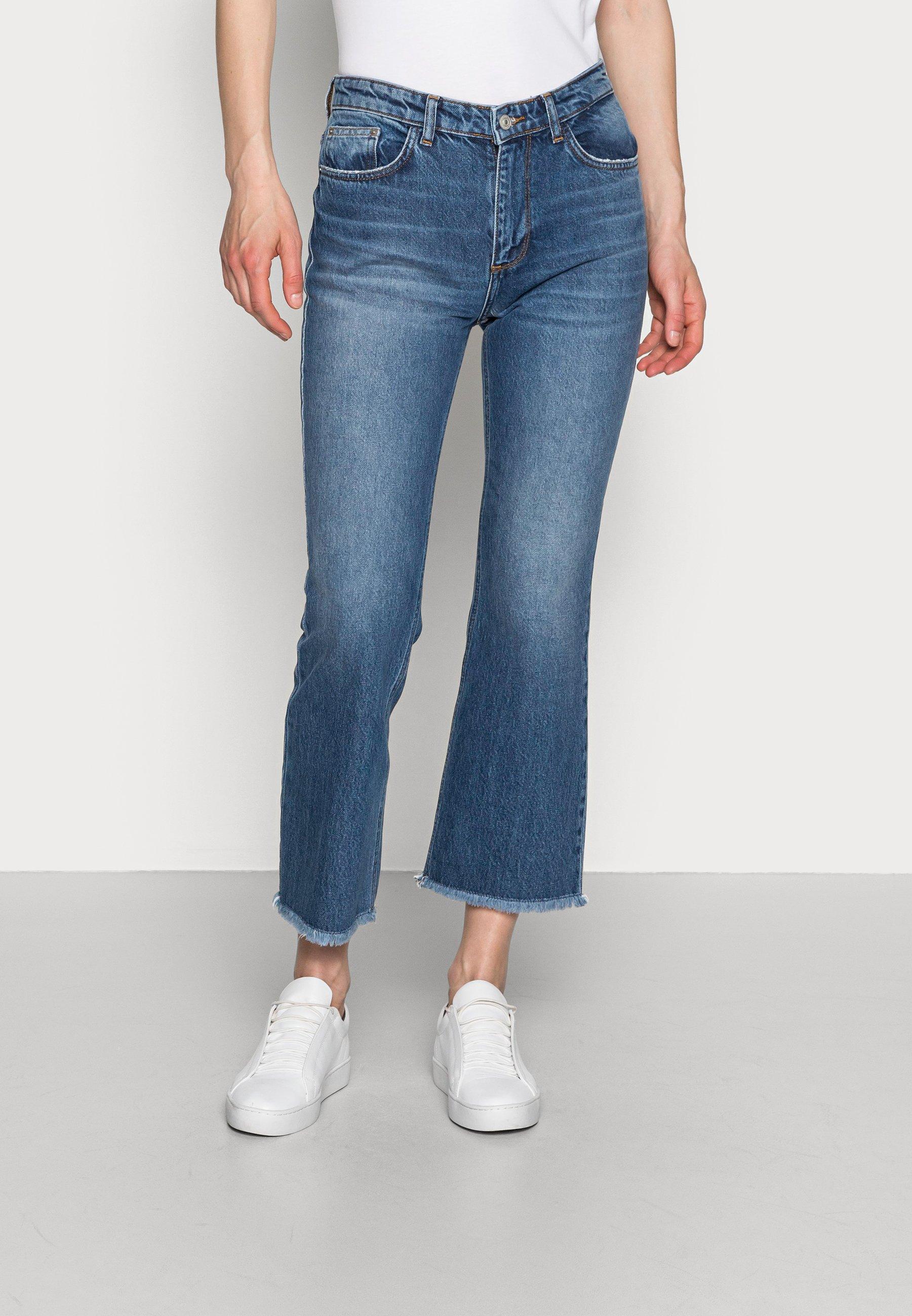 Women LINDA - Flared Jeans