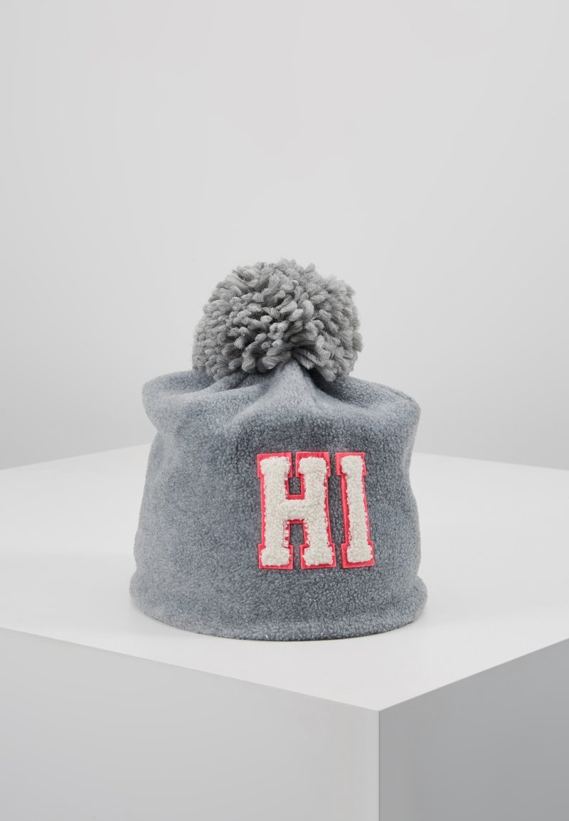 GAP - GIRL HAT - Čepice - grey heather