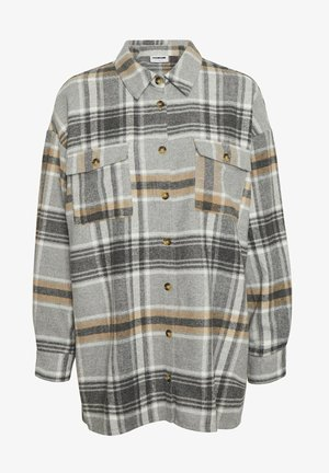 Camisa - light grey melange