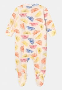 The Bonnie Mob - RELAX PRINTED ZIP FRONT UNISEX - Sleep suit - white/multi-coloured - 1