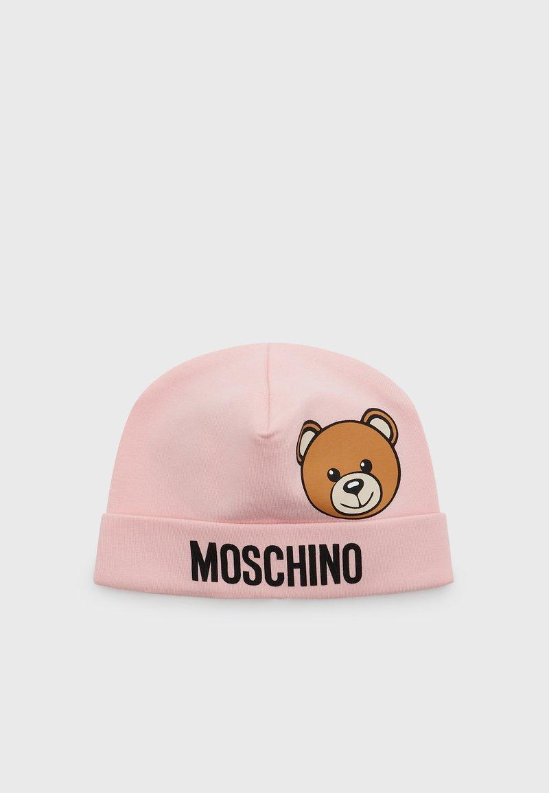 MOSCHINO - HAT ADDITION UNISEX - Beanie - sugar rose