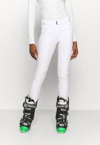 Dare 2B - SLENDER PANT - Spodnie narciarskie - white - 0