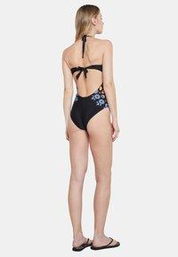 Desigual - WAIKIKI - Swimsuit - black - 2