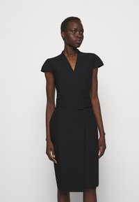 HUGO - KAMURE - Shift dress - black - 0