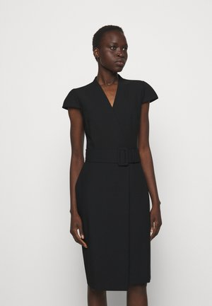 KAMURE - Shift dress - black