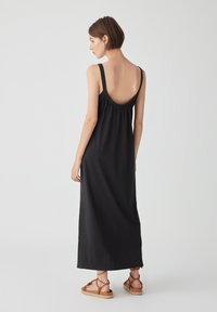 PULL&BEAR - Maxi dress - black
