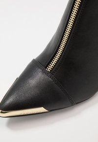 Versace Jeans Couture - ZIP STILETTO  - High heeled ankle boots - nero - 2
