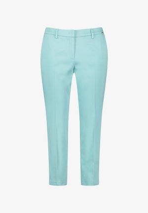 GRETA - Trousers - cameo blue