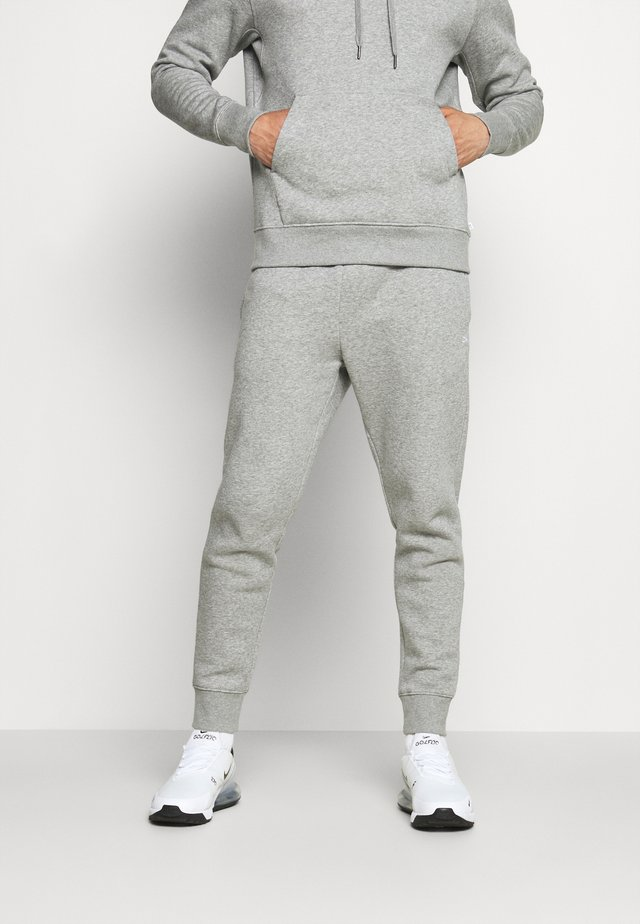 PLANET - Tracksuit bottoms - grey