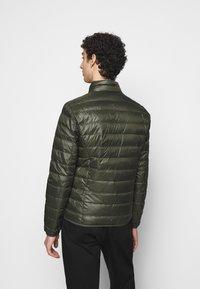 EA7 Emporio Armani - Down jacket - khaki - 2