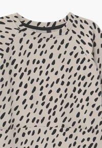 Papu - OVAL SPLIT - Day dress - canvas grey/black - 2