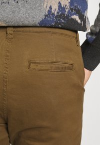 Only & Sons - ONSCAM AGED CUFF - Tygbyxor - kangaroo - 4