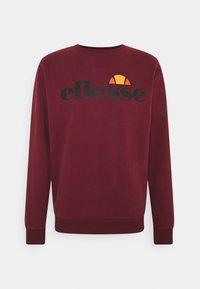 Ellesse - SUCCISO - Sweatshirt - burgundy - 4