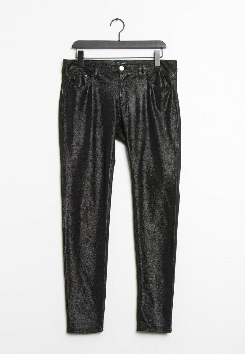 Armani Jeans - Broek - black