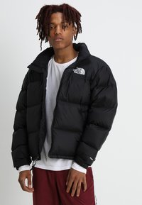 The North Face - 1996 RETRO NUPTSE JACKET - Bunda z prachového peří - black - 0