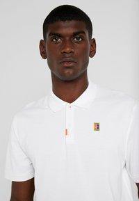 Nike Performance - HERITAGE - Sportshirt - white - 4