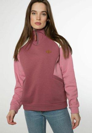 NXG WIZZL - Sweater - petal pink