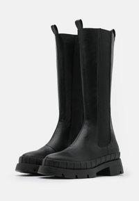 RAID - TINKER - Platform boots - black - 2