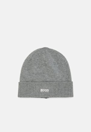 PULL ON HAT UNISEX - Čepice - grey marl