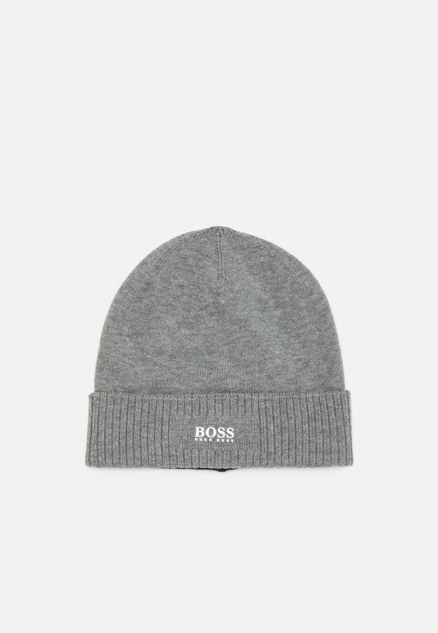 PULL ON HAT UNISEX - Mütze - grey marl