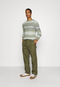 Dickies - FUNKLEY - Trousers - military green - 1