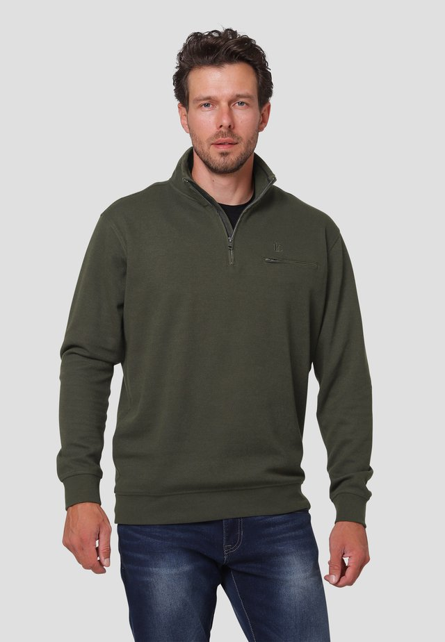 Harrison  - Sweatshirts - forest green