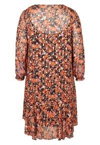 Zizzi - Day dress - orange - 5