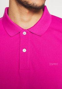 Esprit - Koszulka polo - pink fuchsia - 5