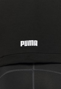 Puma - FULL ZIP HOODIE - Zip-up hoodie - black - 4