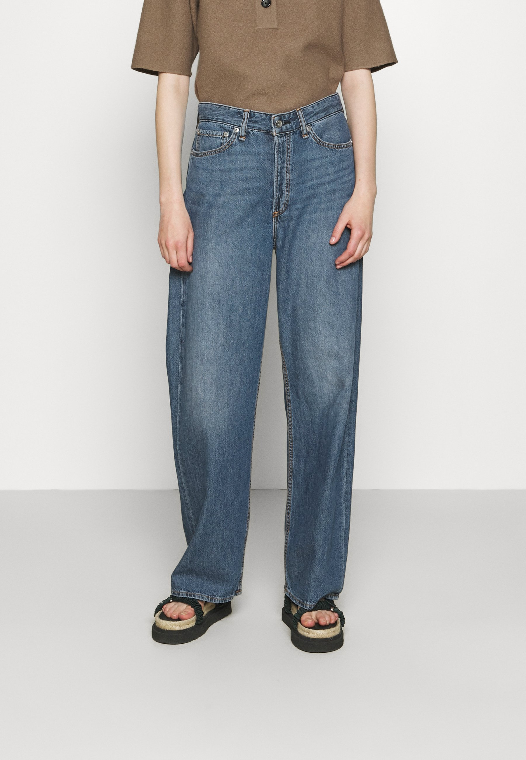 Women LOGAN LABEL - Relaxed fit jeans