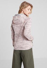 Icepeak - ARLEY - Fleece jacket - baby pink - 2