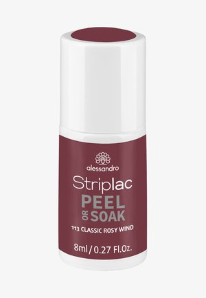 STRIPLAC PEEL OR SOAK UV LAMP - Nail polish - rosy wind