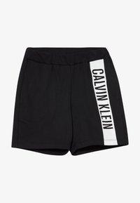 Calvin Klein Swimwear - INTENSE POWER - Swimming shorts - black - 3