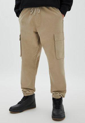 Pantalon cargo - off-white