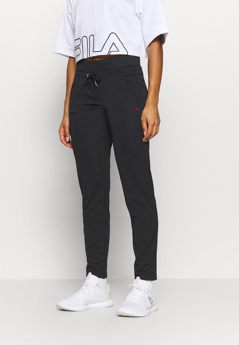 Fila - JOGG PANT CANDICE - Tracksuit bottoms - black