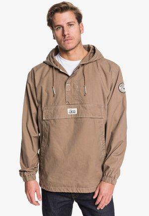 Light jacket - caribou