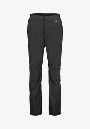 VALKO - Outdoor trousers - schwarz