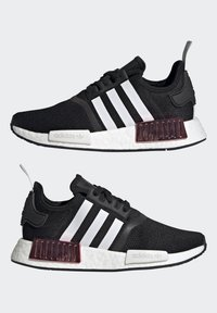 adidas Originals - NMD_R1  - Trainers - core black/footwear white/hazy rose - 8