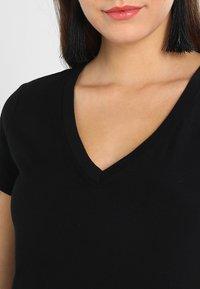 GAP - VINT - T-shirt print - black - 4