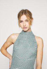 Lace & Beads - NAEVA MAXI - Ballkjole - grey as nalani - 3
