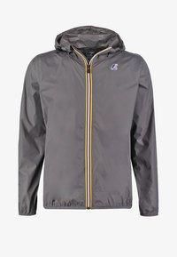 K-Way - CLAUDE UNISEX - Summer jacket - grey - 5